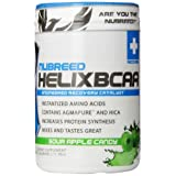 Nubreed Nutrition Helix BCAA Diet Supplement, Sour Apple, 339 Gram