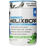 Nubreed Nutrition Helix BCAA Diet Supplement, Sour Apple, 339 Gram