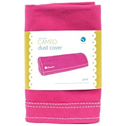 Silhouette Cameo Dust Cover, Pink