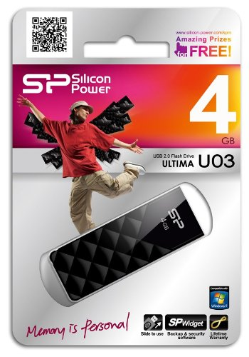 Silicon-Power-Ultima-03-USB-2.0-4GB-Pen-Drive