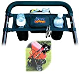 Jolly Jumper Stroller Caddy - Stroller Handlebar Organizer