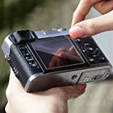 Expert Shield *Lifetime Guarantee* - THE Screen Protector for: (FujiFilm FinePix X100 Crystal Clear)