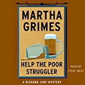 Help the Poor Struggler | Martha Grimes