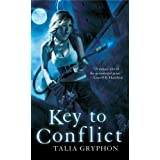 Key to Conflict (Gillian Key, ParaDoc, Book 1) ~ Talia Gryphon