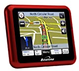 Binatone G350 Satellite Navigation System with UK and ROI Mapping