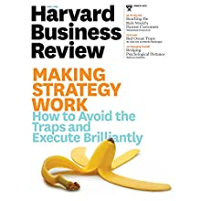 Harvard Business Review, March 2015  by Harvard Business Review Narrated by Todd Mundt