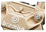 コーケン(KOHKEN) 2POTキャリパー φ32 新カニ シルバーボルト アルミ 本体カラー:チタンゴールド/ロゴカラー:ピンク NW2W32-TIG-PI