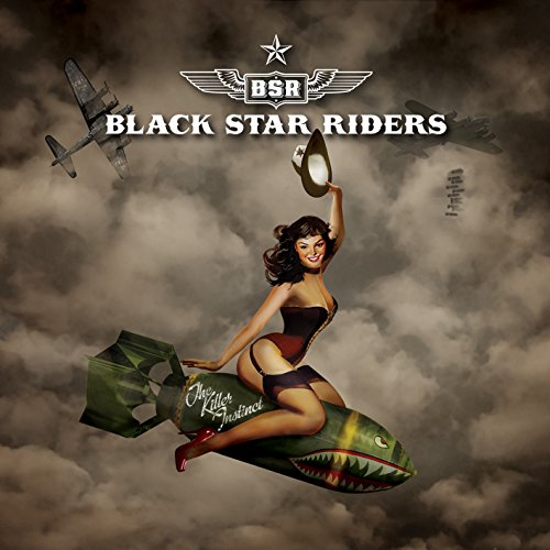 Album Art for Killer Instinct by Black Star Riders