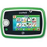LeapFrog LeapPad3 Kids' Learning Tablet, Green