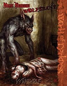 Night Horrors Wolfsbane (Werewolf: The Forsaken) by Ethan Skemp