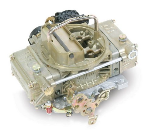 Holley 0-93670 Truck Avenger Aluminum 670 CFM Electric Choke 4-Barrel Carburetor