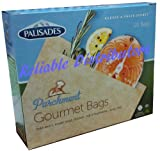 Best Quality Best Brand Parchment Gourmet Cooking Bag, 20 Bags Per Pack thumbnail