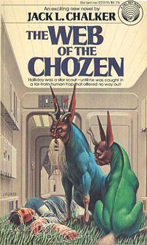 Image for The Web of the Chozen