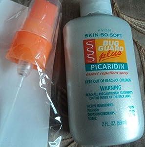 Soft Bug Guard Plus Picaridin Pump Spray Mini: Health & Personal Care