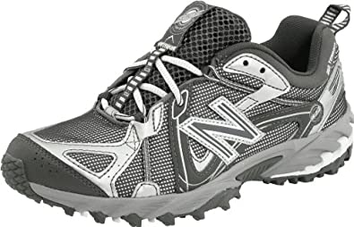 New Balance Women's WT573 Trail and Off Road Shoe,Grey,10 D US