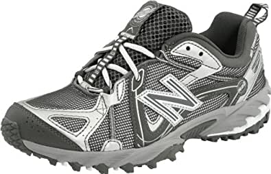 New Balance Women's WT573 Trail and Off Road Shoe,Grey,10.5 B US