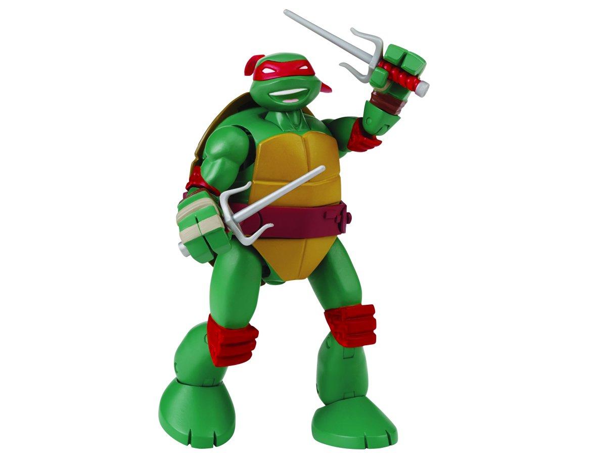 Pubblicità di Cartoonito e Rai YoYo: Teenage Mutant Ninja Turtles - Mutations al miglior prezzo: Raffaello