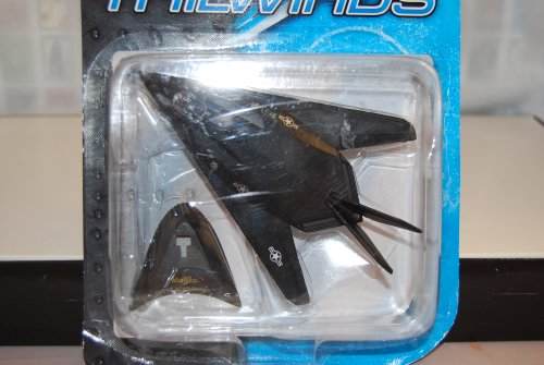Fresh Metal Tailwinds F-117 Nighthawk 1:87 Scale with Display Stand