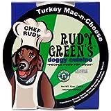 Rudy Greens Doggy Cuisine Turkey Mac-n-Cheese 12-Ounce Units (Pack of 8)