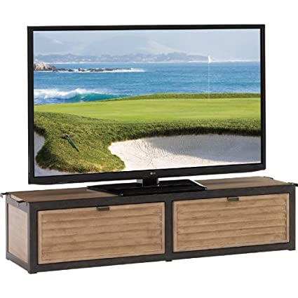 "Camino Real 60"" Drawer Box Media Unit in Cambria"