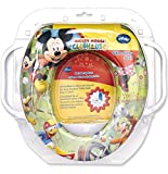 Mickey Mouse Soft Potty Seat With Handles