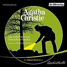 Das Geheimnis von Greenshore Garden Hörbuch von Agatha Christie Gesprochen von: Wolfgang Condrus
