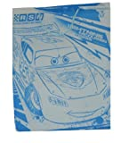 Disney Cars Design Non - Woven Bags, Large size - Pack of 10 - BGCA1012 - 10