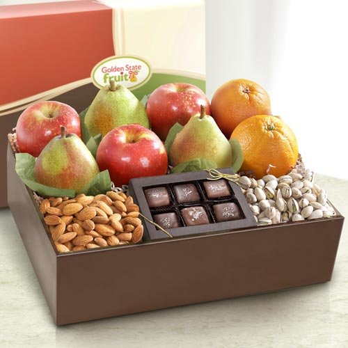 Malibu Munch Deluxe Fruit Gift