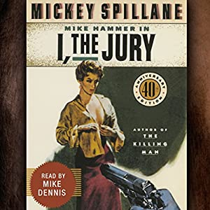 I, the Jury Audiobook