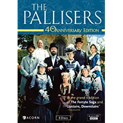The Pallisers: 40th Anniversary Edition