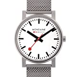 Mondaine Gents Analogue bracelet watch
