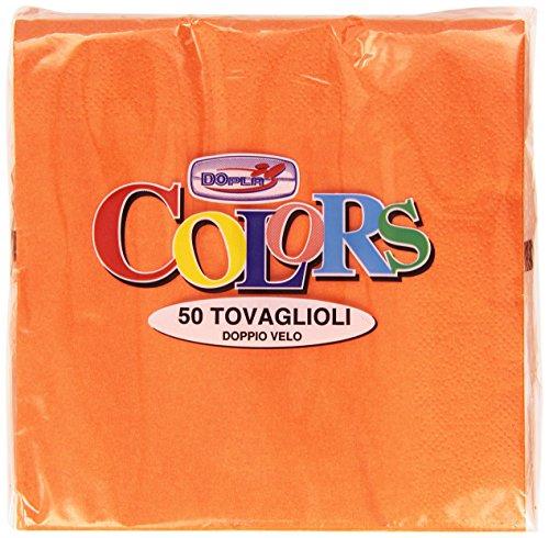 Colors - Tovaglioli, 2 veli, 33x33cm - 50 pezzi