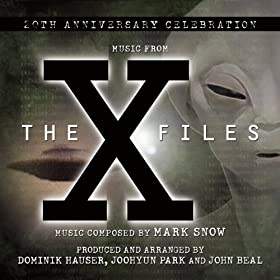 Music from the X Files: 20th Anniversary Celebration