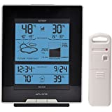 AcuRite 01098R Weather Station with Temperature, Humidity, Barometric Pressure, Intelli-Time Clock