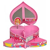 Barbie 100% Fabulous Musical Jewellery Box In Pink