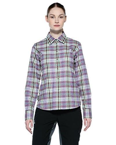 Salewa Therma Pl W L/S Shirt [Multicolore]