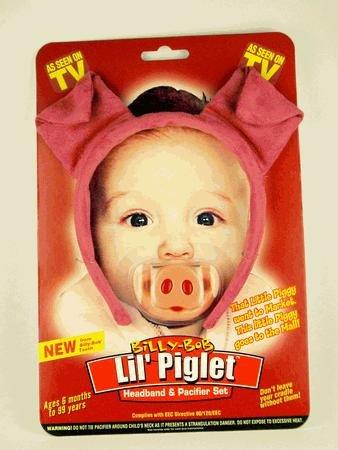 Little Piglet / Headband Combo front-507947