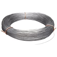 Steel Music Wire, 1lb Coil