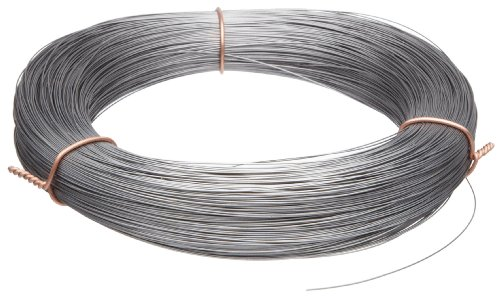 Why Should You Buy High Carbon Steel Wire, Mill Finish #2B (Smooth) Finish, Grade #2B Smooth, Full H...