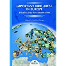 Important Bird Areas in Europe: Priority Sites for Conservation 2 Volume Set
