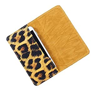 DooDa PU Leather Case Cover For Micromax canvas fire 5 Q386