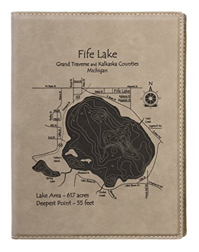 babcock-lake-2d-only-in-rensselaer-ny-leather-notebook-9x12-laser-etched-leather-nautical-chart-and-