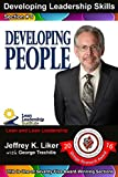 img - for Developing People: Module 1 - Section 6 (Developing Leadership Skills) book / textbook / text book