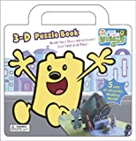 Wow! Wow! Wubbzy! 3-D Puzzle Book