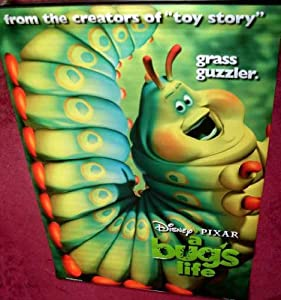 Collectible A Bug'S Life: Heimlich Cinema Banner: Amazon