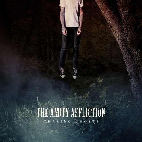 Chasing Ghosts by The Amity Affliction (2012) Audio CD