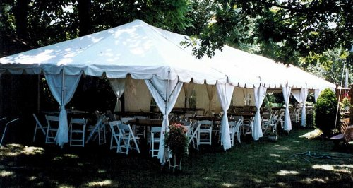 Tent Rental Service Party Tents Start Up Sample Business Plan NEW!