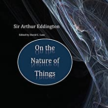 Sir Arthur Eddington: On the Nature of Things Audiobook by David Christopher Lane Narrated by Neil Reeves