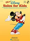 Hal Leonard More Disney Solos for Kids - Vocal Collection - Book & CD