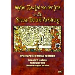 Mahler: Das Lied Von Der Erde / R. Strauss: Tod und Verklärung